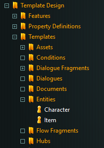 Object Templates